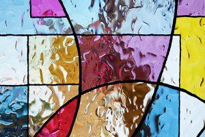 شیشه دکوراتیو دوجداره