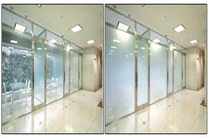 5 کاربرد خلاقانه شیشه های هوشمند