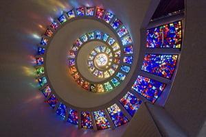تشخیص رنگ شیشه