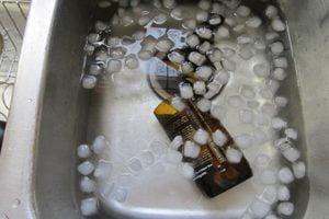 ساخت لیوان با بطری شیشه ای