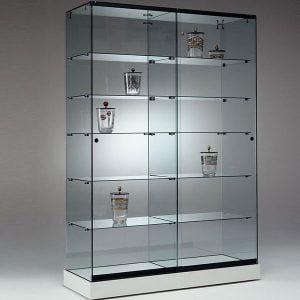 فروش ویترین شیشه ای سکوریت