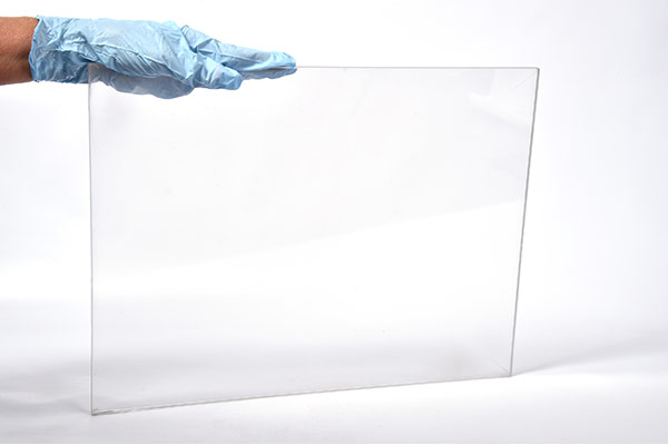 شیشه سوپر کلیر