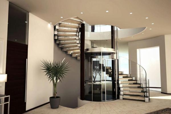شیشه سکوریت برای آسانسور
